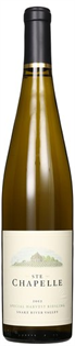 Ste. Chapelle Riesling Winemaker's Series 2012 750ml...